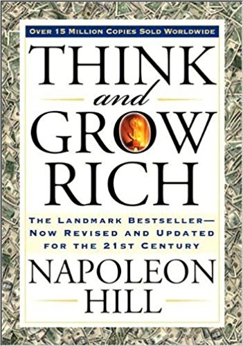 Think and grow rich by napoleon hill penguin books new zealand.