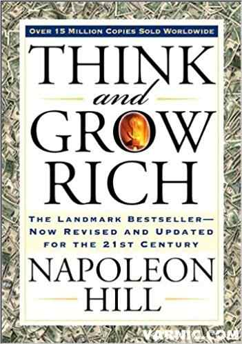 Think and grow rich by Napoleon hills