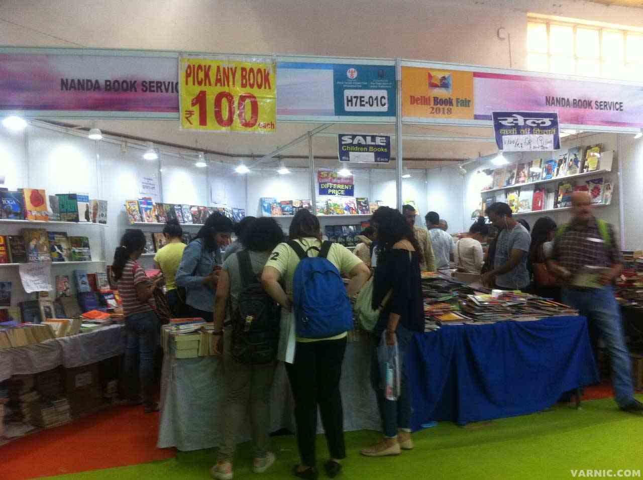 Delhi-Book-Fair-2018-Stalls