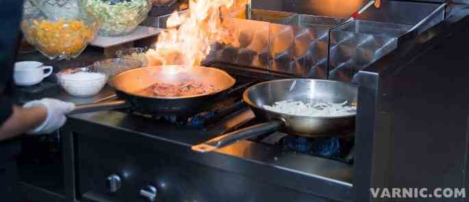 5 Ways to Prevent Kitchen Fires | Varnic