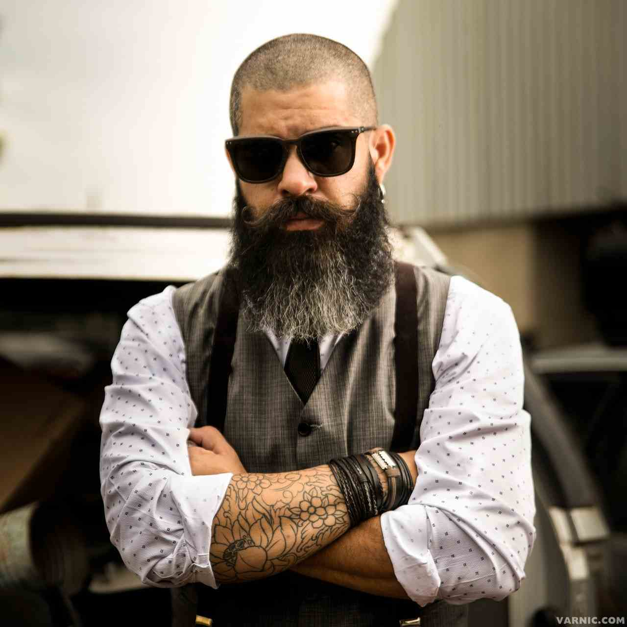 Are You Ready for A Good Beard Day? | Varnic